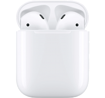 Bluetooth-гарнитура Apple AirPods, стерео